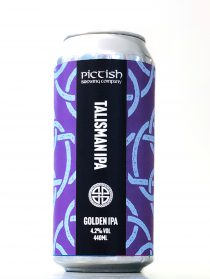 Talisman IPA can